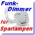 Funk-Sparlampen-Dimmer ITL-150