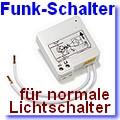 ITL-230 Funk-Modul Schalter zum Einbau hinter Lichtschalter [klick]