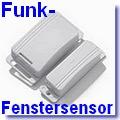 ITM-100 Funk-Magnetschalter Fenstersensor von Funkinstallation.de