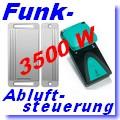 Funk-Abluftsteuerung ITM/ITLR 3500 W