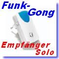 Funk-Gong-Empfänger ITR-7000