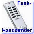 ITS-150 Hi-Tec-Funk-Handsender silber [klick]