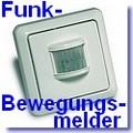 PIR-1000 Funk-Bewegungsmelder www.Funkinstallation.de