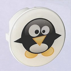 Motiv-STECKEL MS-42+Pinguin