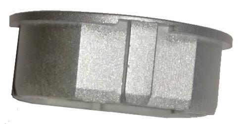 Original-STECKEL SILBER - die clevere Steckdosen-Abdeckung erspart Putzen von  Schuko-Steckdosen Mehrfachleisten und Kabeltromme