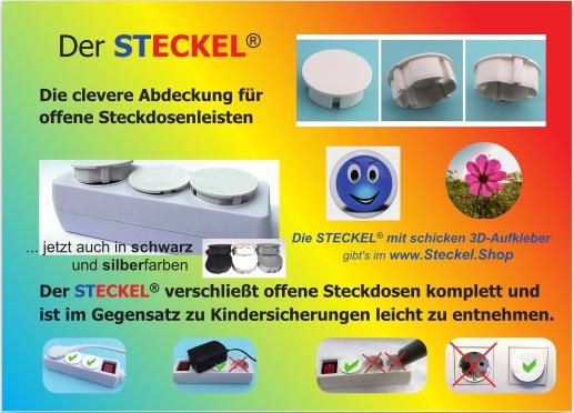 STECKEL Der Staubschutz Deckel von WEBER