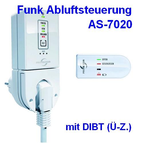 Abluftsteuerung AS-7020