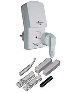 Kabel-Abluftsteuerung mit Reedkontakt 6m Kabel 2200W