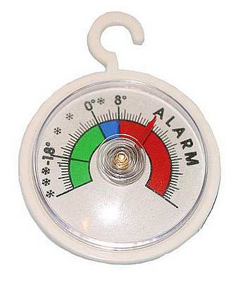 Kühlschrankthermometer MINI Du. 5,2 cm
