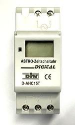 D-AHC15T Astronomische Zeitschaltuhr