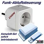 DFS-1000. Funk-Abluftsteuerung von DIW