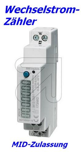 EGB-NOVA 32  elektronischer Wechselstromzähler el-114545
