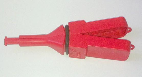Neozed-Passhülsenschlüssel universal, Kunststoff, rot
