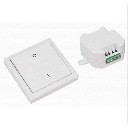 Set ET-632 Einbauschalter DIW-Comfort + Wandsender EWS-10