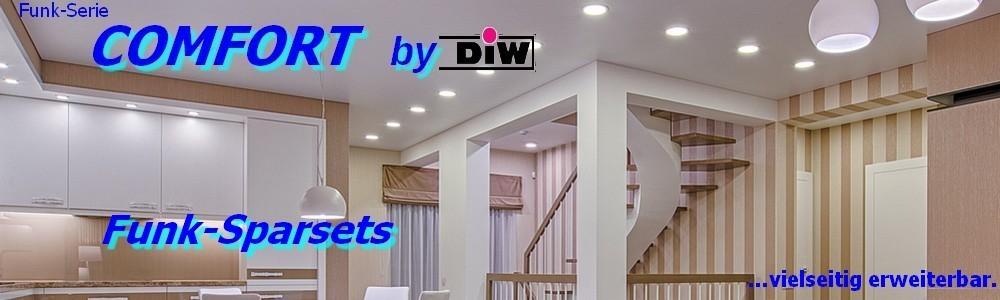 Funk-Set DIW-Comfort von McPower