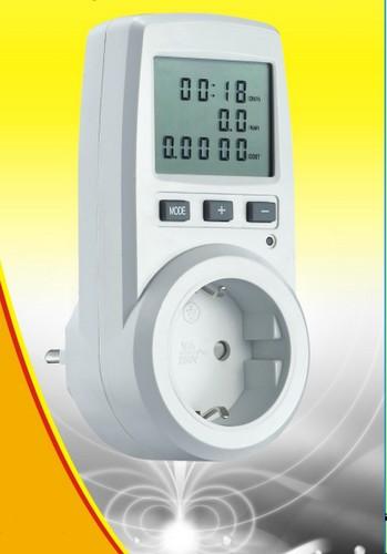 FHT-9996G Strommesser Energiekosten-Messgerät ab 1-3600 Watt