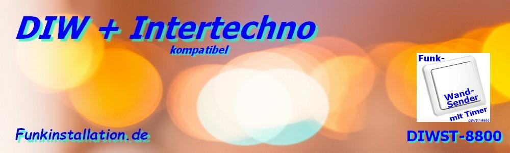 DIWST-8800 Intertechno kompatibel