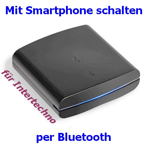 IT-BT Bluetooth-Switch für alle Intertechno Funk-Empfänger