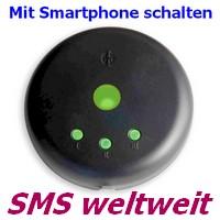 IT-SMS TELE-Switch schalten per SMS für alle Intertechno-Funk-Empfänger www.Funkinstallation.de