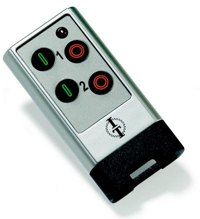 BU-ITKL-2 Mini-Funksender für lernende Empfänger Intertechno B-ware