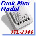 ITL-2300 Funk Mini-Einbaumodul