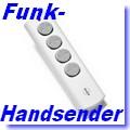 BU-ITLS-16 Funk-Handsender Fernbedienung 16 Kanal Intertechno B-Ware