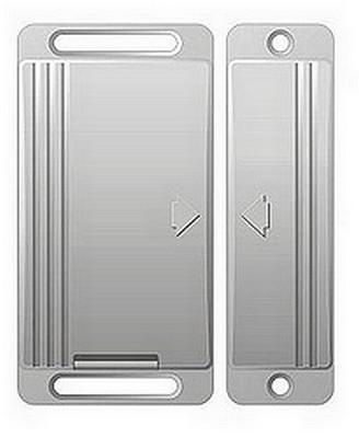 ITM-100 Funk-Fenstersensor Fensterkontakt Magnetschalter Intertechno