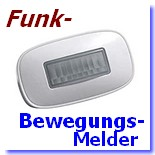 PIR-3000 Funk-Bewegungsmelder www.Funkinstallation.de