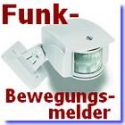 PIR-5000 Funk-Bewegungsmelder IP44 Intertechno