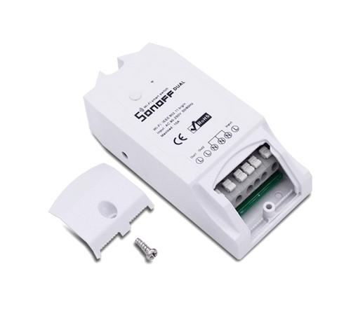 Sonoff DUAL 2-Kanal WiFi Einbauschalter