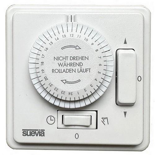 248-T-30-ROL analoge Rollo-Zeitschaltuhr zur Unterputzmontage  von Suevia SU280446