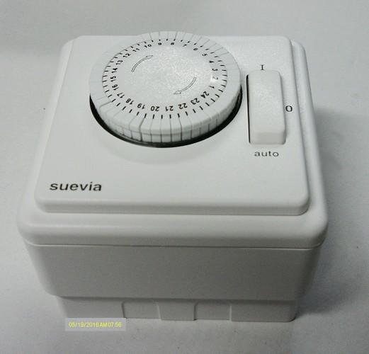 AP-Set mit Zeitschaltuhr von Suevia