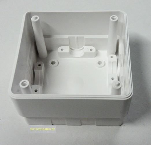 Aufputz-Set zur AP-Montage der Zeitschaltuhren 248 T30 und 248 T30 ROL