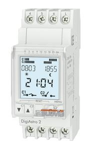 DigiAstro2 Astro Zeitschaltuhr von SUEVIA ohne Bluetooth