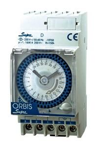 SUPRA D Zeitschaltuhr von Orbis