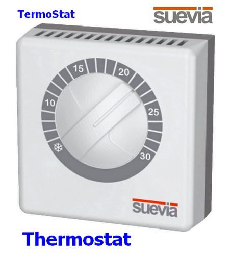 TermoStat Raumthermostat von Suevia