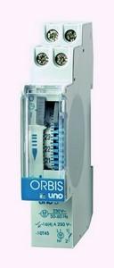 UNO D analoge Zeitschaltuhr Tagesscheibe von ORBIS