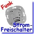 Funk-Stromfreischalter
