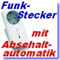Funk-Zwischenstecker mit Abschaltautomatik ITLR-3500T[klick]
