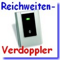 Funk-Reichweitenverdoppler für DFM-1000 Fensterkontaktschalter